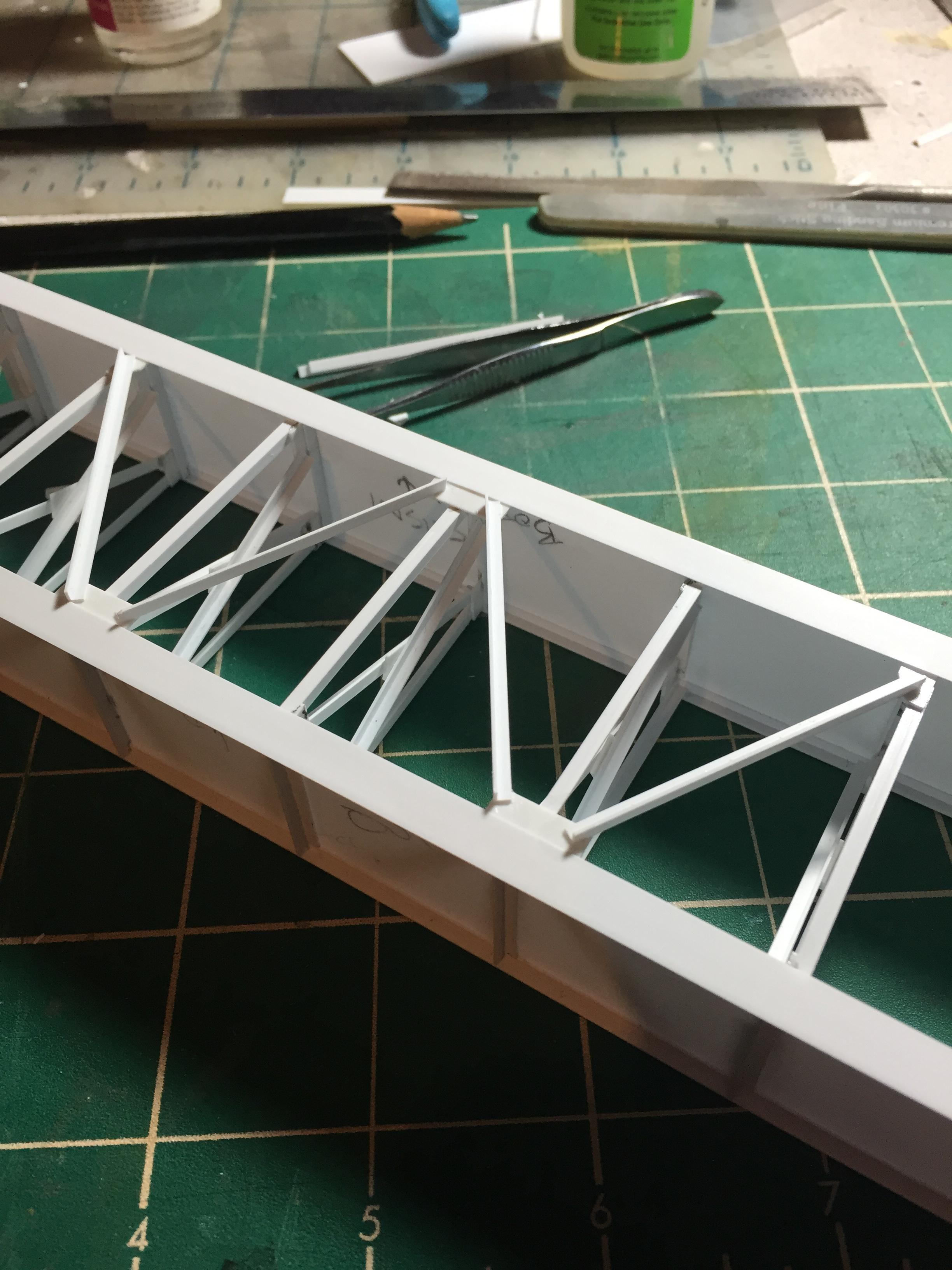 Diagonal-Braces